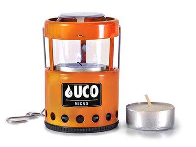 UC B-LTN-STD-OR / Uco Micro Candle Lantern Orange