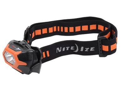NI HLSA-19-R7-I / Nite Ize STS Headlamp Orange