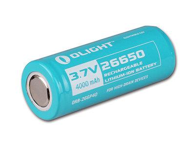 OL 26650 / Olight 4000 mAh R40/S80