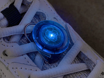 NI NST-M1-R3 / Nite Ize Shoelit Blue