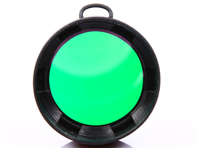 OL FM10-G / Olight Green Filter M10,M18,S10,S15,S20