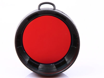 OL FM10-R / Olight Red Filter M10,M18,S10,S15,S20