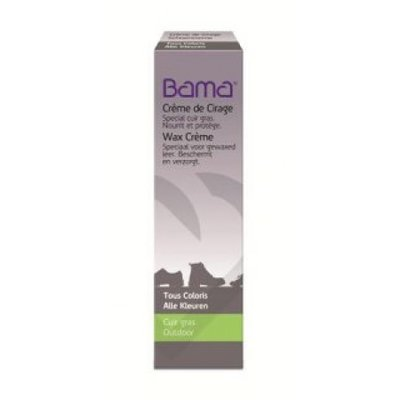 bama wax crème
