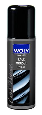 LACK MOUSSE PATENT WOLY